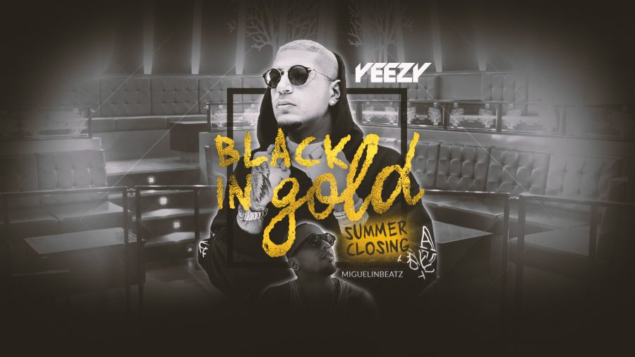 FR/10/08/19 – BLACK IN GOLD Summer Closing w/DJ YEEZY