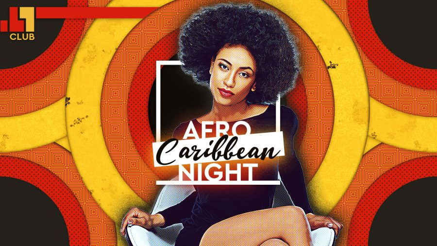FR/31/01/20 – AFRO CARIBBEAN NIGHT