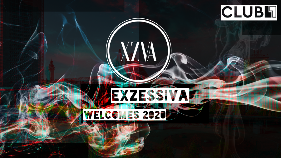 SA/11/01/20 – EXZESSIVA WELCOMES 2020 I House, Hip Hop & Reggaeton