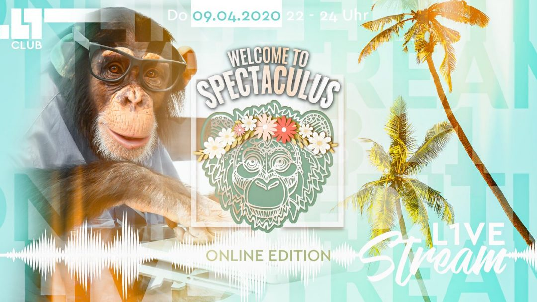 DO/09/04/20 – Welcome to Spectaculus – Online Edition